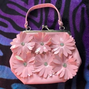 💥5/$15💥 Little Girls Flower Handbag
